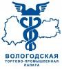 Логотип ВОЛОГОДСКАЯ ТОРГОВО-ПРОМЫШЛЕННАЯ ПАЛАТА, Площадка для поддержки бизнеса и защиты его интересов